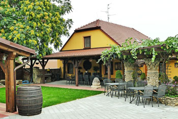 Penzion Valtice - Outside area